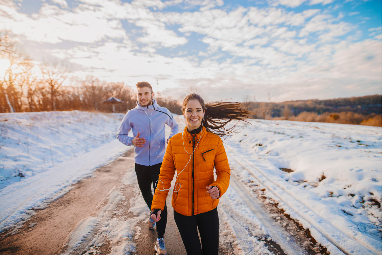 Benefits Of Working Out During Winter